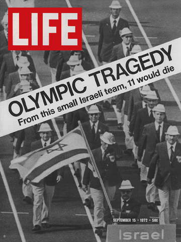 israel and munich olympic games The widows of two of the 11 israeli athletes who were brutally killed by palestinian terrorists at the 1972 munich olympics participated in a ceremony and minute of silence to commemorate the memory of the victims at the rio de janeiro olympic village, where this year's summer olympic games will begin on friday.