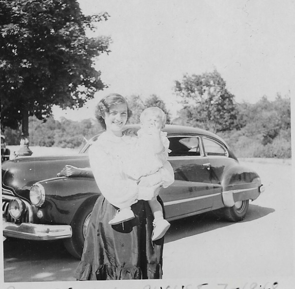 dorothy and carla 1948